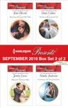 Harlequin Presents September 2016 - Box Set 2 of 2 book summary, reviews and downlod