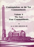 Contemplations on the Ten Commandments book summary, reviews and download