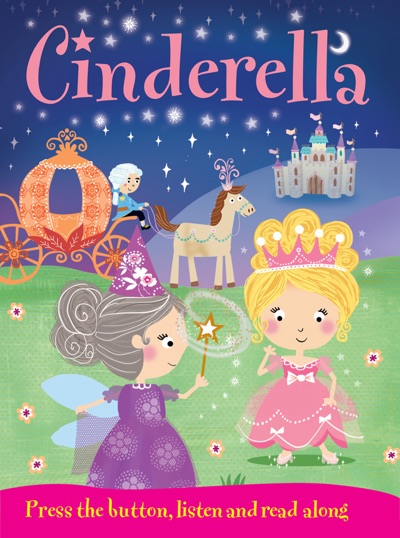 Cinderella by Igloo Books Ltd Book Summary, Reviews and E-Book Download