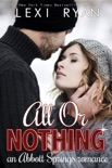 All or Nothing book summary, reviews and downlod
