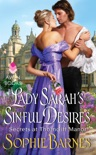 Lady Sarah's Sinful Desires book summary, reviews and downlod
