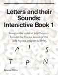 Letters and their Sounds - Interactive Book 1 e-book
