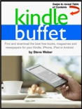 Kindle Buffet: Find and download the best free books, magazines and newspapers for your Kindle, iPhone, iPad or Android book summary, reviews and download