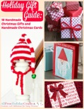 Holiday Gift Guide: 18 Handmade Christmas Gifts and Handmade Christmas Cards book summary, reviews and download