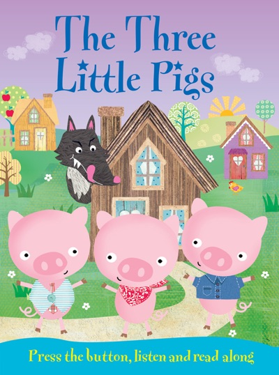 The Three Little Pigs by Igloo Books Ltd Book Summary, Reviews and E-Book Download