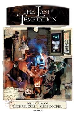 Neil Gaiman's The Last Temptation: 20th Anniversary Edition E-Book Download