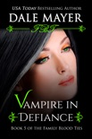 Vampire in Defiance book summary, reviews and downlod