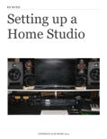 Setting up a Home Studio book summary, reviews and download