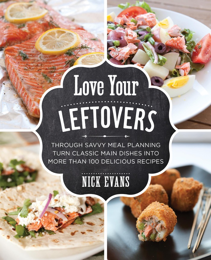 Love Your Leftovers by Nick Evans Summary, Reviews and E-Book Download