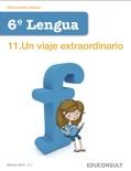 Lengua 6º Primaria 11. Un viaje extraordinario descarga de libros electrónicos
