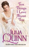 Ten Things I Love About You book summary, reviews and download