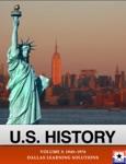 US History 2: Vol 3