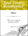 Free Grace Broadcaster - Issue 211 - Hell