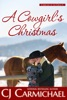 A Cowgirl's Christmas book image
