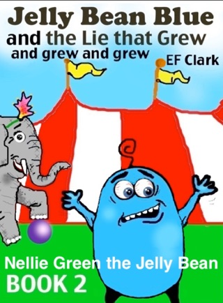 Jelly Bean Blue by Smashwords, Inc. book summary, reviews and downlod