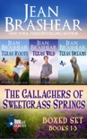 The Gallaghers of Sweetgrass Springs Boxed Set book summary, reviews and downlod