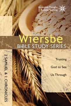 The Wiersbe Bible Study Series: 2 Samuel and 1 Chronicles E-Book Download