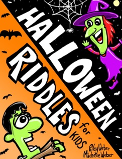 Halloween Riddles for Kids E-Book Download