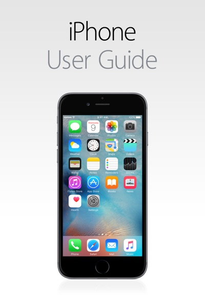 iPhone User Guide for iOS 9.3 by Apple Inc. Book Summary, Reviews and E-Book Download