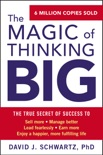 The Magic of Thinking Big book summary, reviews and download