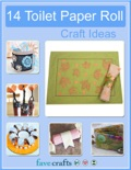 14 Toilet Paper Roll Craft Ideas book summary, reviews and download