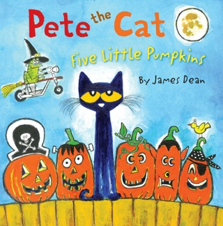 Pete the Cat: Five Little Pumpkins by HARPERCOLLINS PUBLISHERS   book summary, reviews and downlod