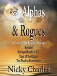 Alphas and Rogues: A Law of the Lycans Box Set book summary, reviews and downlod