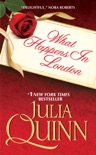 What Happens in London book summary, reviews and download