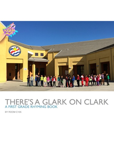 There's a Glark on Clark by Clark Cubs Book Summary, Reviews and E-Book Download