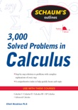 Schaum's 3,000 Solved Problems in Calculus book summary, reviews and download