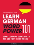 Learn German - Word Power 101 book summary, reviews and download