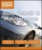 Auto Repair and Maintenance book image