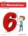 Matemáticas 6º. Fracciones descarga de libros electrónicos