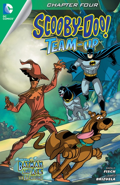 Scooby-Doo Team-Up (2013- ) #4 by Sholly Fisch & Dario Brizuela Book Summary, Reviews and E-Book Download