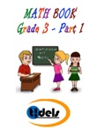 Math Book Grade 3 - Part 1 book summary, reviews and downlod