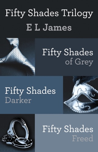 Fifty Shades Trilogy Bundle by E L James E-Book Download