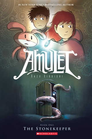 Amulet #1: The Stonekeeper by Scholastic Inc. book summary, reviews and downlod
