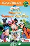 World of Reading: Mickey Mouse Clubhouse: Minnie's Summer Vacation book summary, reviews and download