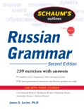Schaum's Outline of Russian Grammar, Second Edition book summary, reviews and download
