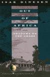 Out of Africa book summary, reviews and download
