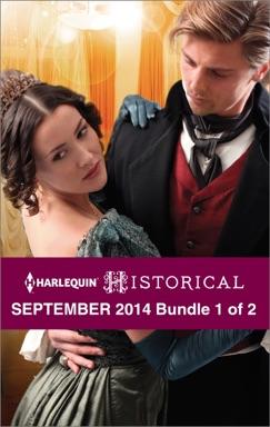 Harlequin Historical September 2014 - Bundle 1 of 2 E-Book Download