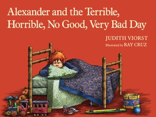 Alexander and the Terrible, Horrible, No Good, Very Bad Day by SIMON AND SCHUSTER DIGITAL SALES INC  book summary, reviews and downlod