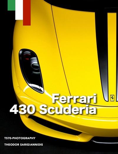 Ferrari 430 Scuderia Yellow Edition by Theodor Sarigiannidis Book Summary, Reviews and E-Book Download