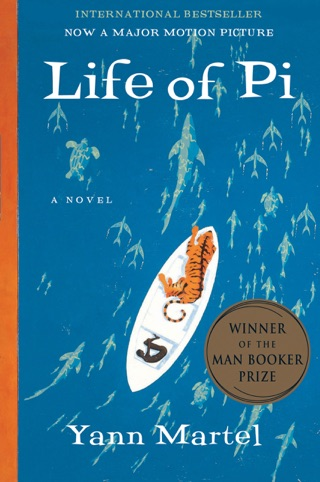 Life of Pi by Yann Martel E-Book Download