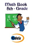 Fifth Grade Math Book book summary, reviews and downlod