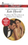 The Prince She Never Knew book summary, reviews and downlod