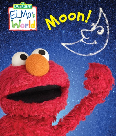 Elmo's World: Moon! (Sesame Street) by Jodie Shepherd Book Summary, Reviews and E-Book Download