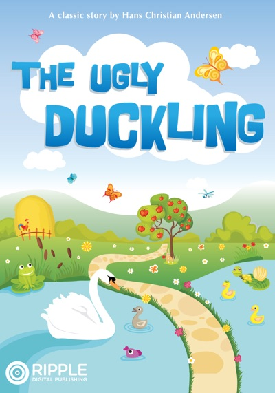 The Ugly Duckling by Hans Christian Andersen Book Summary, Reviews and E-Book Download