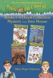 Magic Tree House Books 1-4 Ebook Collection book summary, reviews and download