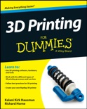 3D Printing for Dummies e-book